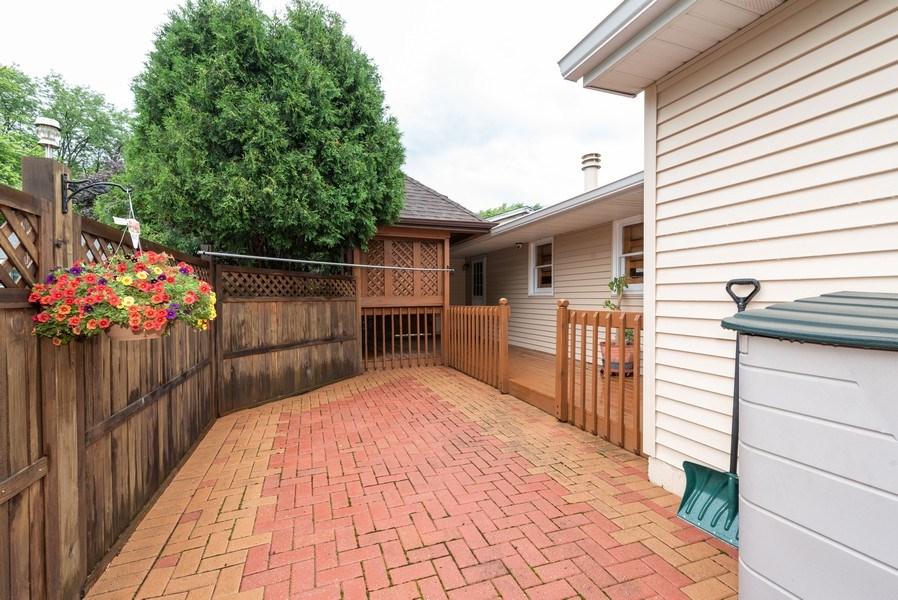 Real Estate Photography - 816 Sandra Ln., Fox River Grove, IL, 60021 - Patio