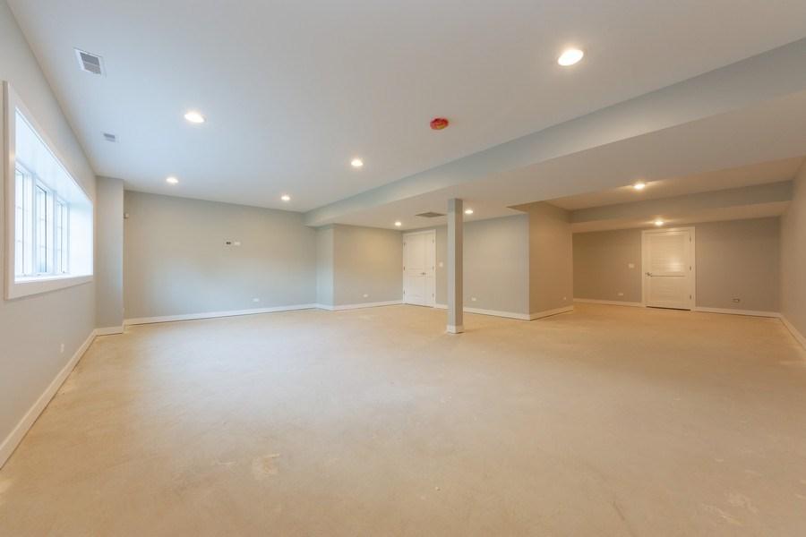 Real Estate Photography - 841, Maple, Palatine, IL, 60067 - Basement