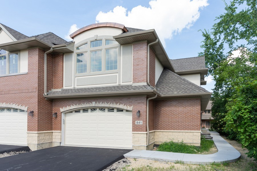 Real Estate Photography - 841, Maple, Palatine, IL, 60067 - Front View