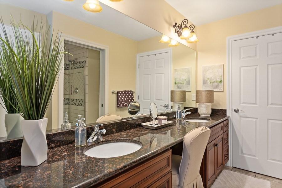 Real Estate Photography - 3072 Riverview Lane, Benton Harbor, MI, 49022 - Master Bathroom