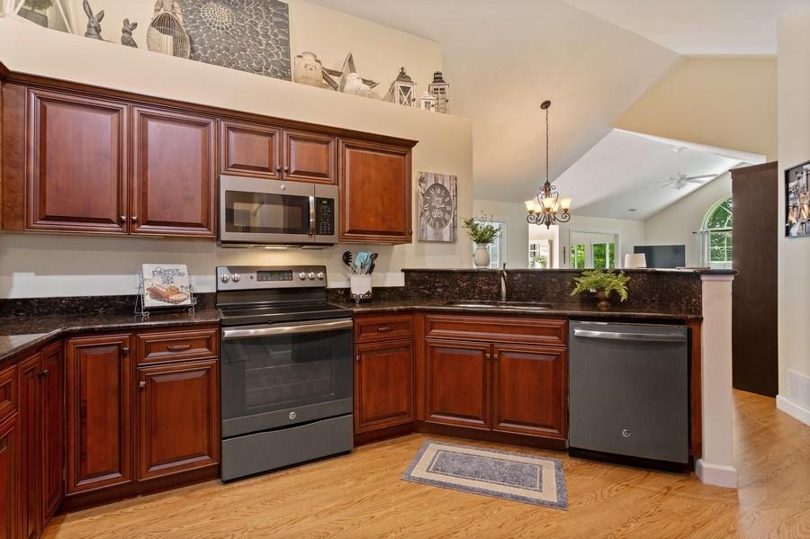 Real Estate Photography - 3072 Riverview Lane, Benton Harbor, MI, 49022 - Kitchen