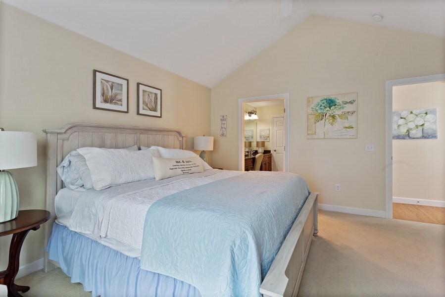 Real Estate Photography - 3072 Riverview Lane, Benton Harbor, MI, 49022 - Master Bedroom