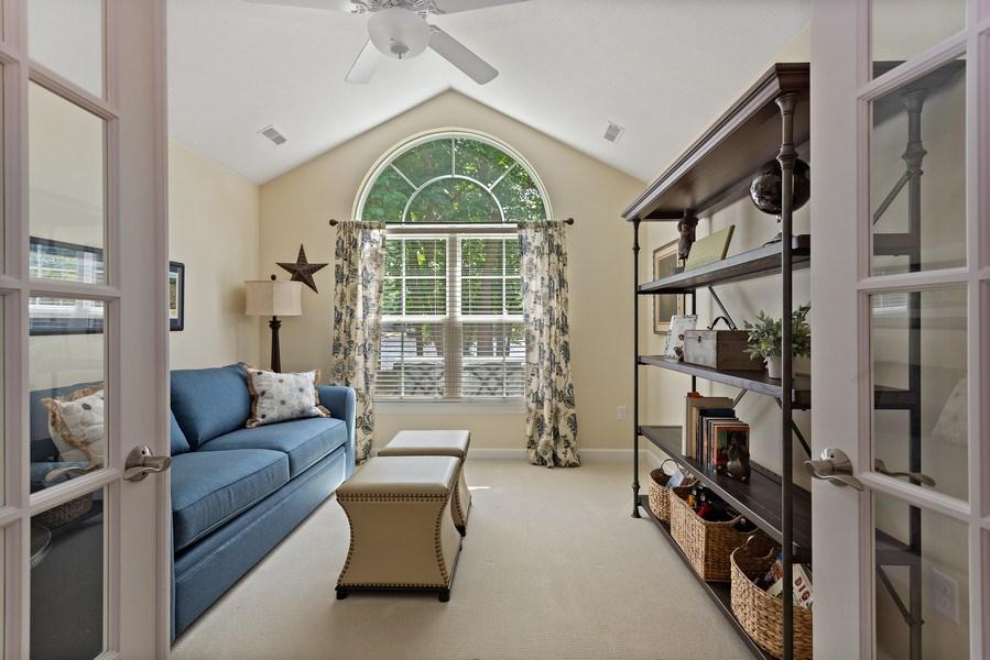Real Estate Photography - 3072 Riverview Lane, Benton Harbor, MI, 49022 - Den