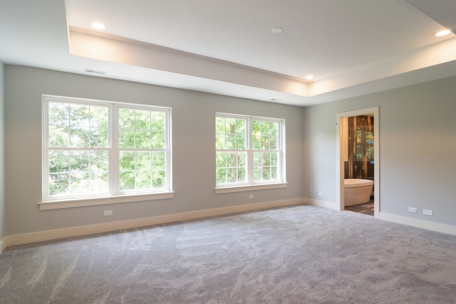 Real Estate Photography - 915 E Euclid Ave, Arlington Heights, IL, 60004 - Master Bedroom