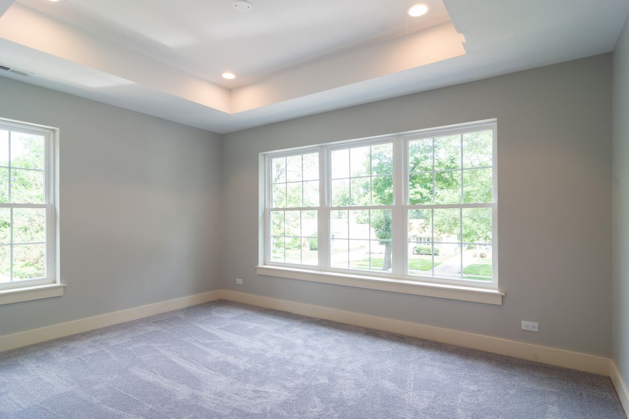 Real Estate Photography - 915 E Euclid Ave, Arlington Heights, IL, 60004 - 3rd Bedroom