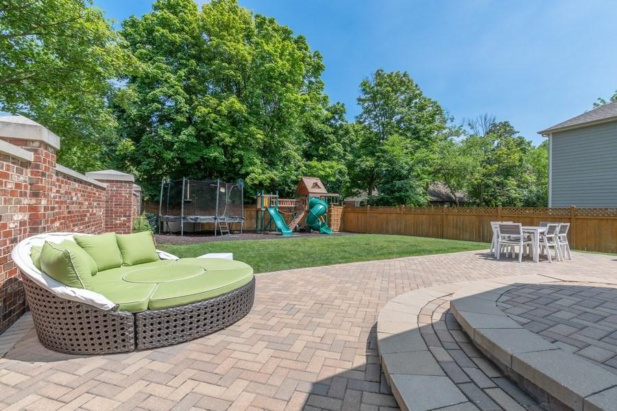 Real Estate Photography - 1375 Kensington Ct, Glenview, IL, 60025 - Patio