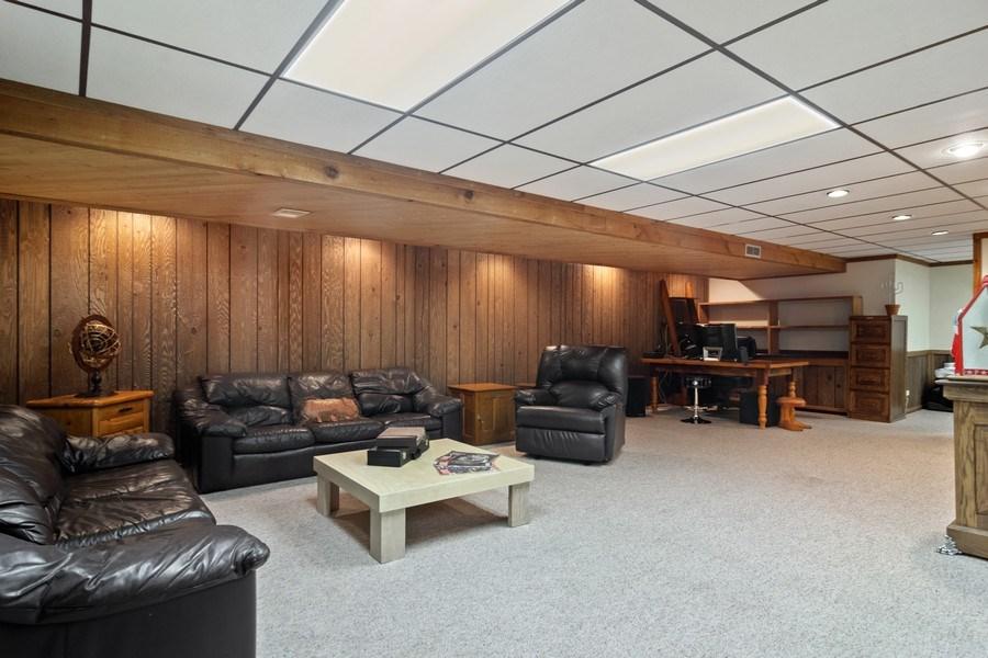Real Estate Photography - 3623 Keenan Lane, Glenview, IL, 60025 - Lower Level
