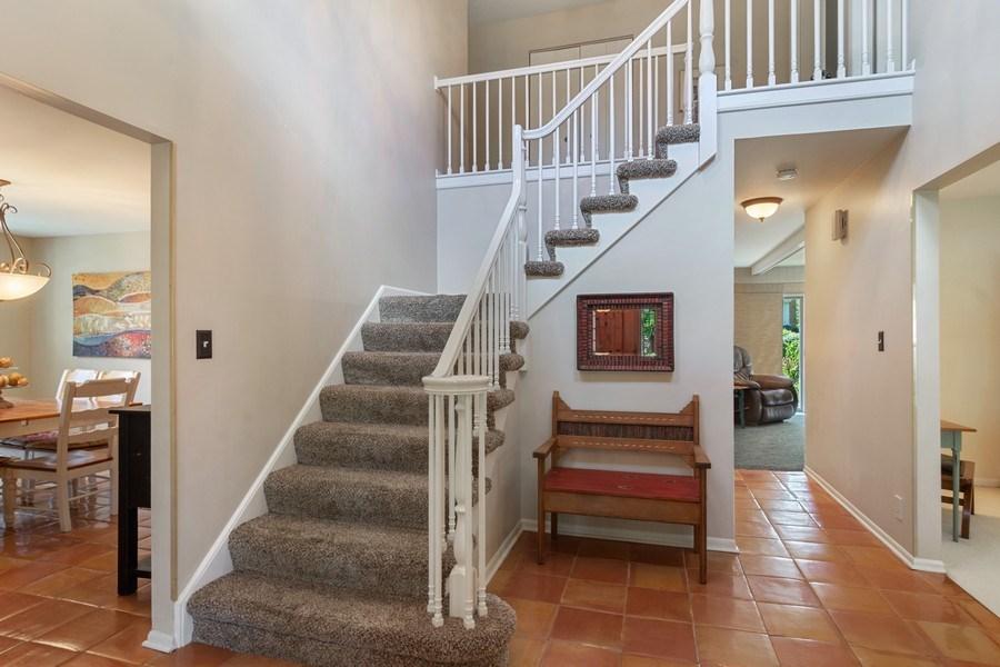 Real Estate Photography - 3623 Keenan Lane, Glenview, IL, 60025 - Foyer