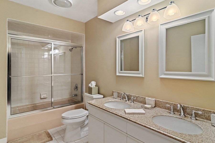 Real Estate Photography - 3623 Keenan Lane, Glenview, IL, 60025 - Bathroom