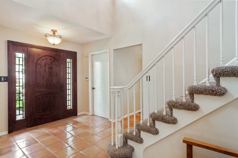 Real Estate Photography - 3623 Keenan Lane, Glenview, IL, 60025 - Entryway
