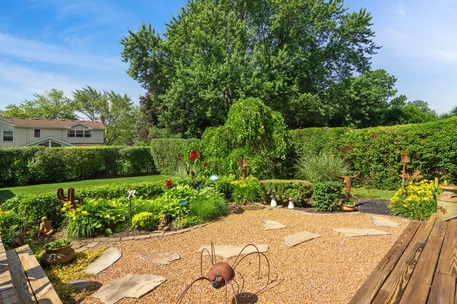 Real Estate Photography - 3623 Keenan Lane, Glenview, IL, 60025 - Patio