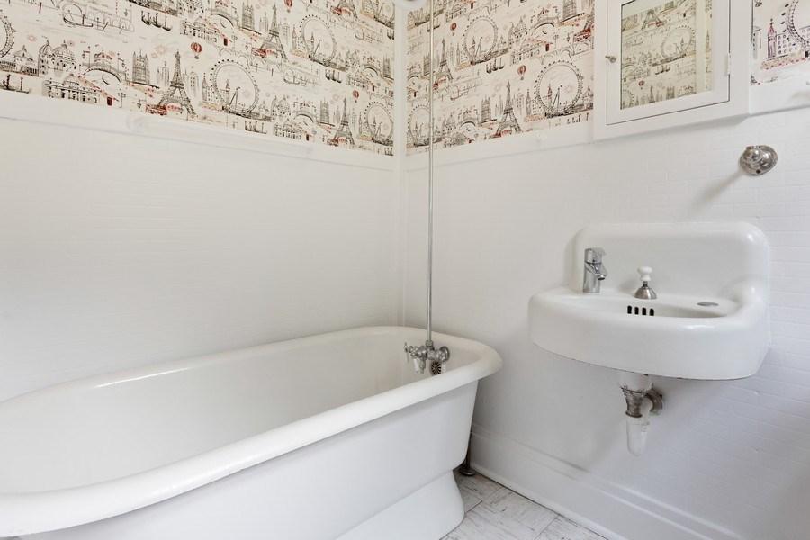 Real Estate Photography - 49019 Skyhi Road, New Buffalo, MI, 49117 - Master Bathroom