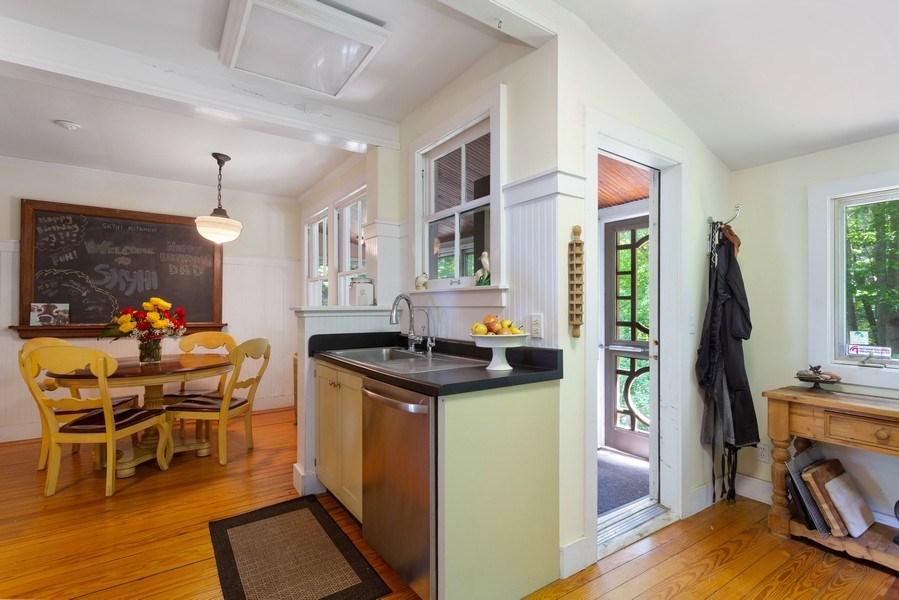 Real Estate Photography - 49019 Skyhi Road, New Buffalo, MI, 49117 - Kitchen