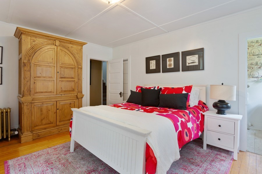 Real Estate Photography - 49019 Skyhi Road, New Buffalo, MI, 49117 - Master Bedroom