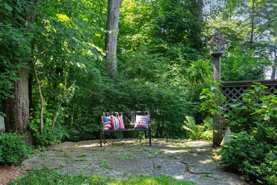Real Estate Photography - 49019 Skyhi Road, New Buffalo, MI, 49117 - Side Yard