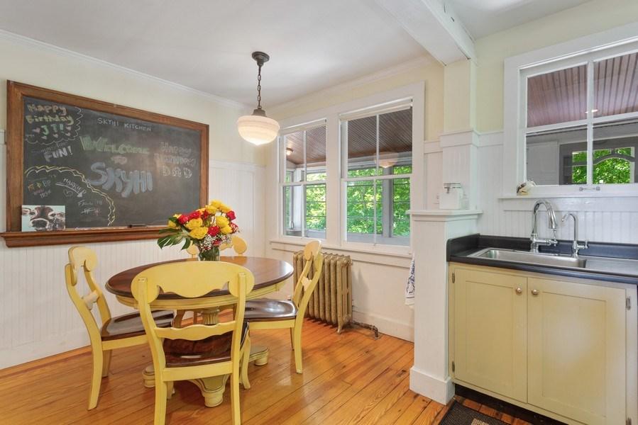 Real Estate Photography - 49019 Skyhi Road, New Buffalo, MI, 49117 - Dining Area 2