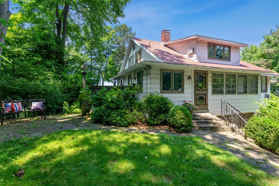 Real Estate Photography - 49019 Skyhi Road, New Buffalo, MI, 49117 - Front View