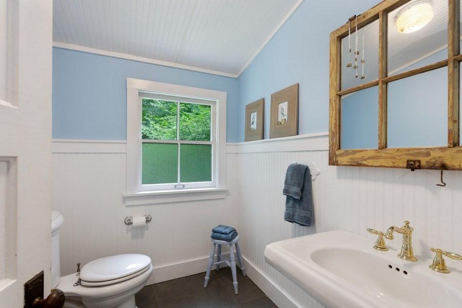 Real Estate Photography - 49019 Skyhi Road, New Buffalo, MI, 49117 - Bathroom