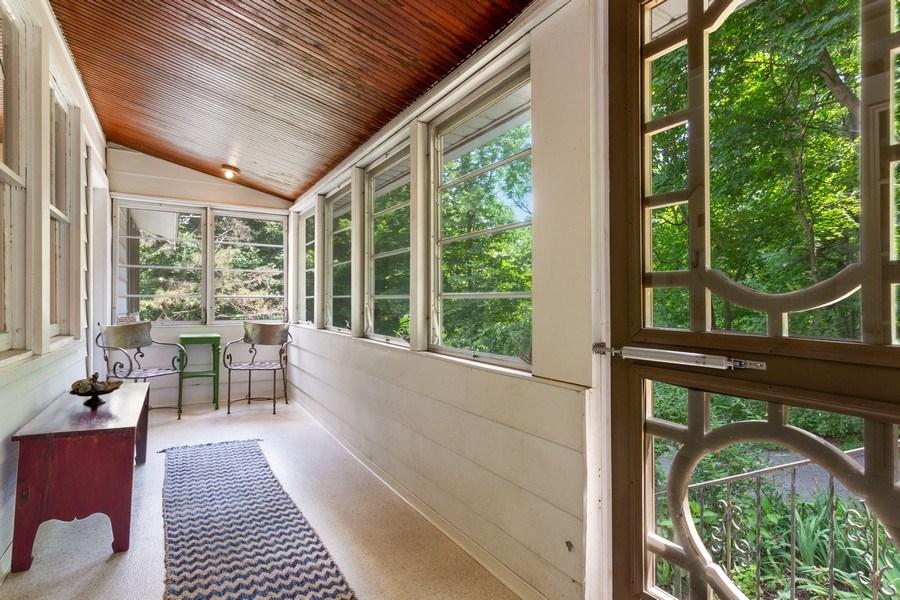 Real Estate Photography - 49019 Skyhi Road, New Buffalo, MI, 49117 - Sun Room