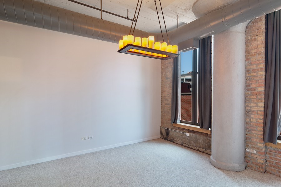 Real Estate Photography - 333 W Hubbard #510, Chicago, IL, 60654 - Master Bedroom