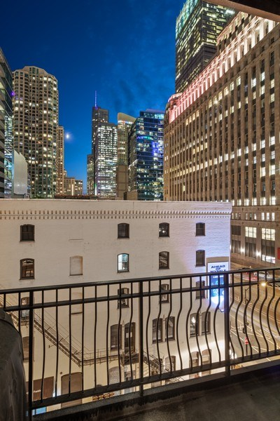 Real Estate Photography - 333 W Hubbard #510, Chicago, IL, 60654 - View