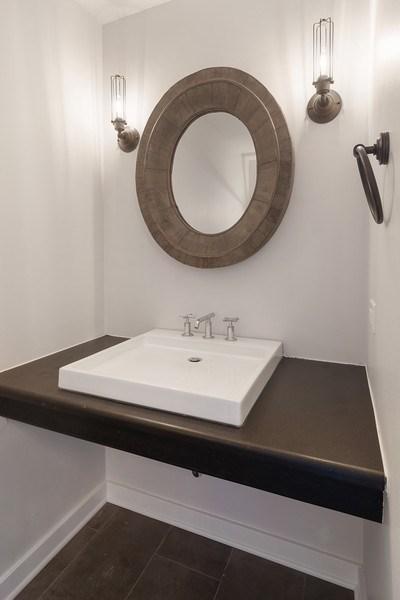 Real Estate Photography - 333 W Hubbard #510, Chicago, IL, 60654 - Half Bath