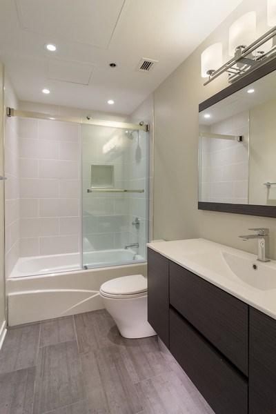 Real Estate Photography - 333 W Hubbard #510, Chicago, IL, 60654 - Bathroom