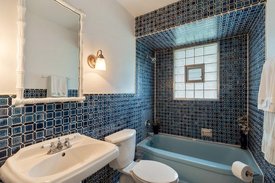 Real Estate Photography - 103 Wildwood Rd, Elk Grove Village, IL, 60007 - 2nd Bathroom
