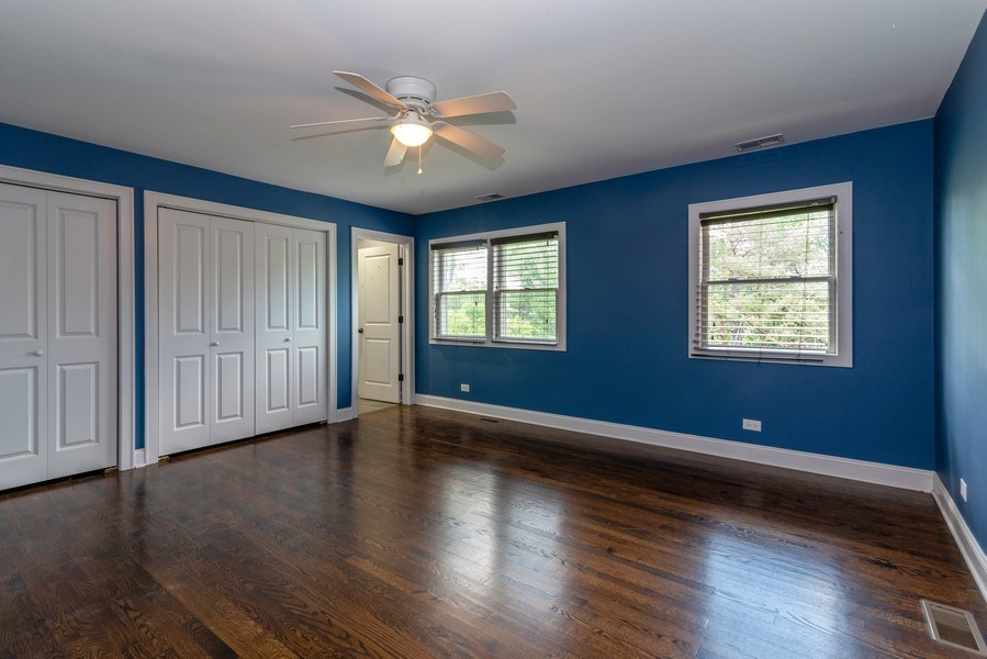 Real Estate Photography - 2150 New Willow Road, Northfield, IL, 60093 - 2nd Bedroom