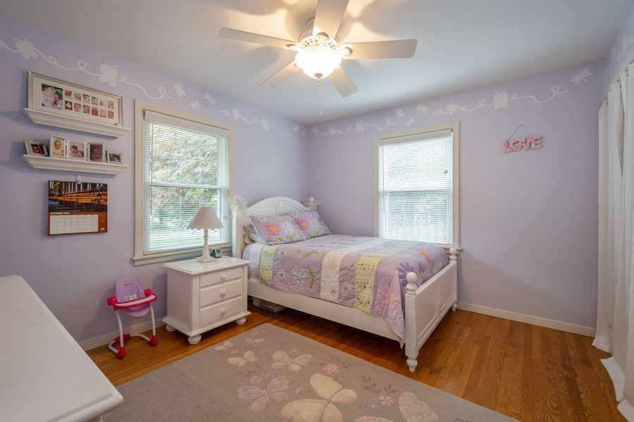 Real Estate Photography - 605 S Mitchell Ave, Arlington Heights, IL, 60005 - 2nd Bedroom