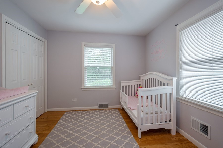 Real Estate Photography - 605 S Mitchell Ave, Arlington Heights, IL, 60005 - 4th Bedroom