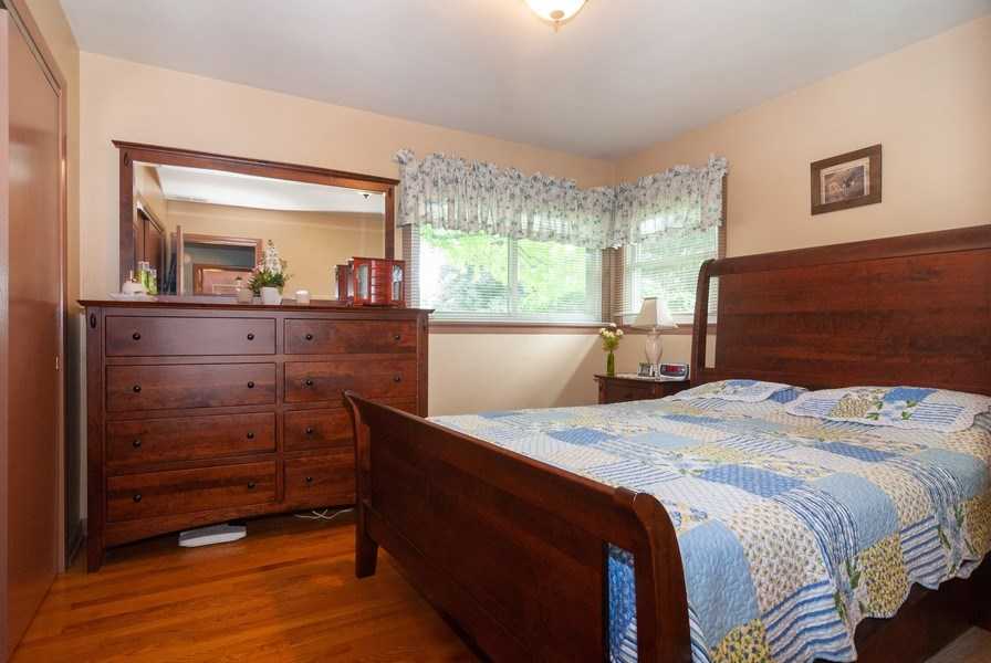 Real Estate Photography - 801 Whitlock, Aurora, IL, 60506 - Master Bedroom