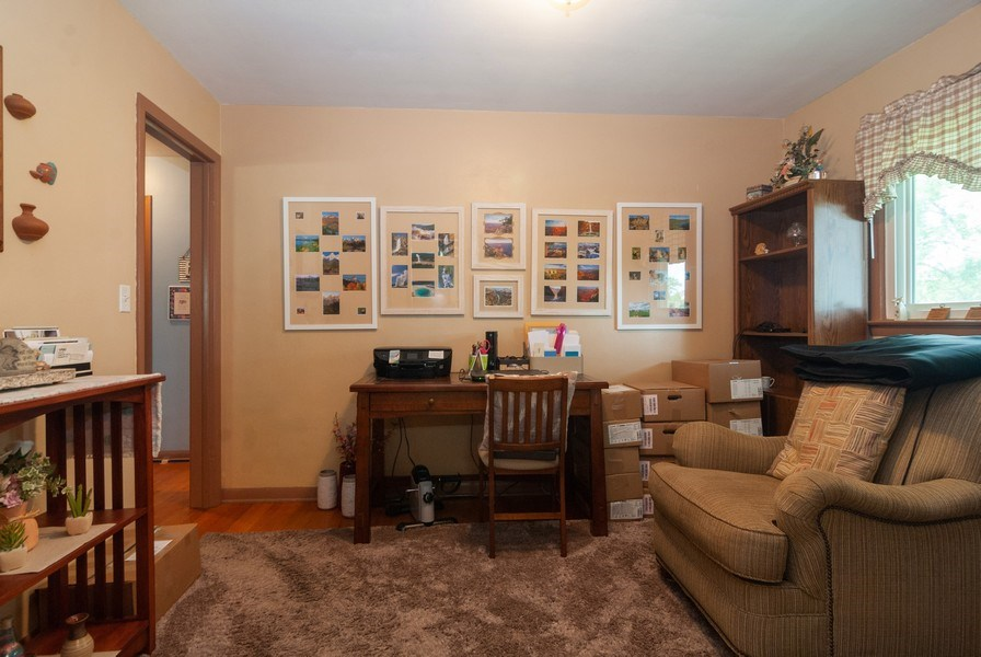 Real Estate Photography - 801 Whitlock, Aurora, IL, 60506 - 3rd Bedroom