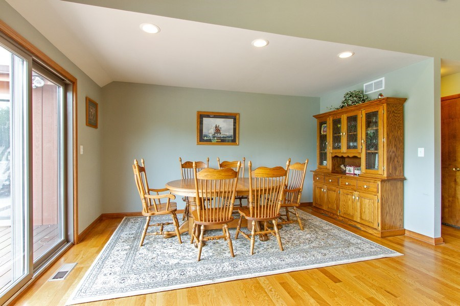 Real Estate Photography - N1790 Wildwood Dr, Lake Geneva, WI, 53147 - Dining Room