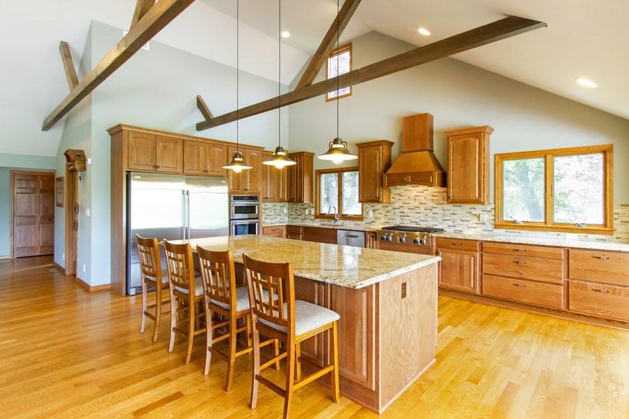 Real Estate Photography - N1790 Wildwood Dr, Lake Geneva, WI, 53147 - Kitchen