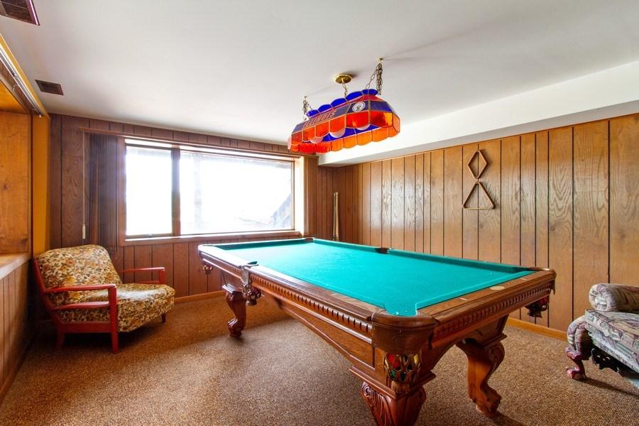 Real Estate Photography - N1790 Wildwood Dr, Lake Geneva, WI, 53147 - Pool Room