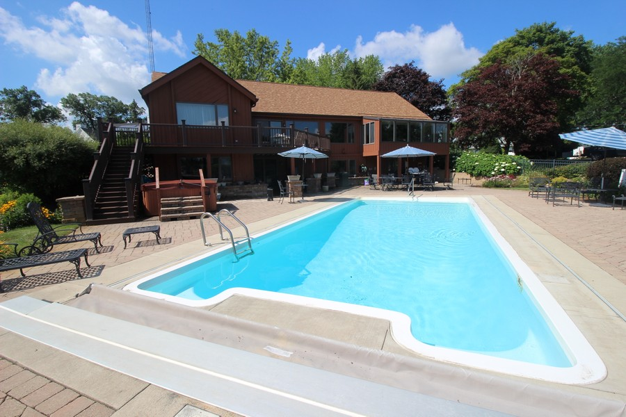 Real Estate Photography - N1790 Wildwood Dr, Lake Geneva, WI, 53147 - Main Front