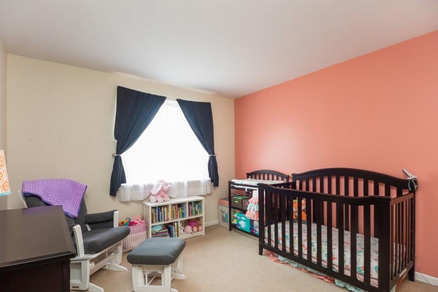 Real Estate Photography - 898 Wellington Ave, #209, Elk Grove Village, IL, 60007 - Bedroom