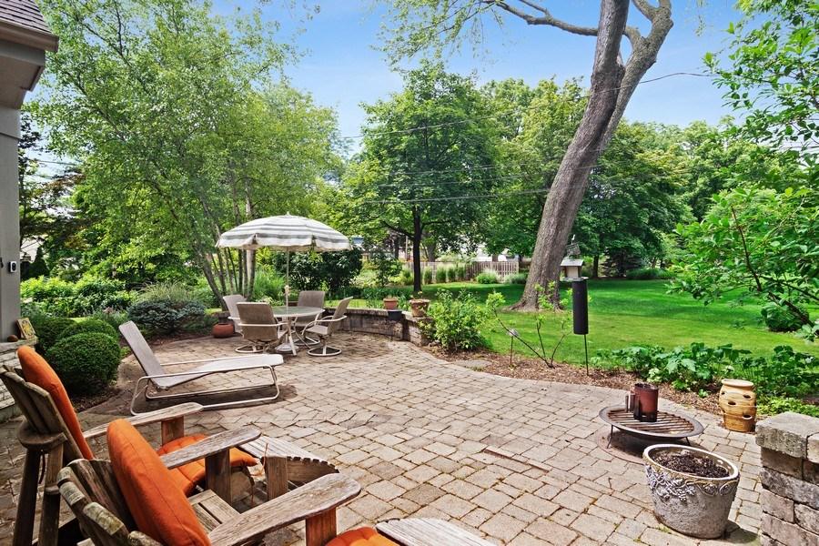 Real Estate Photography - 730 E Hawthorne, Arlington Heights, IL, 60004 - Patio