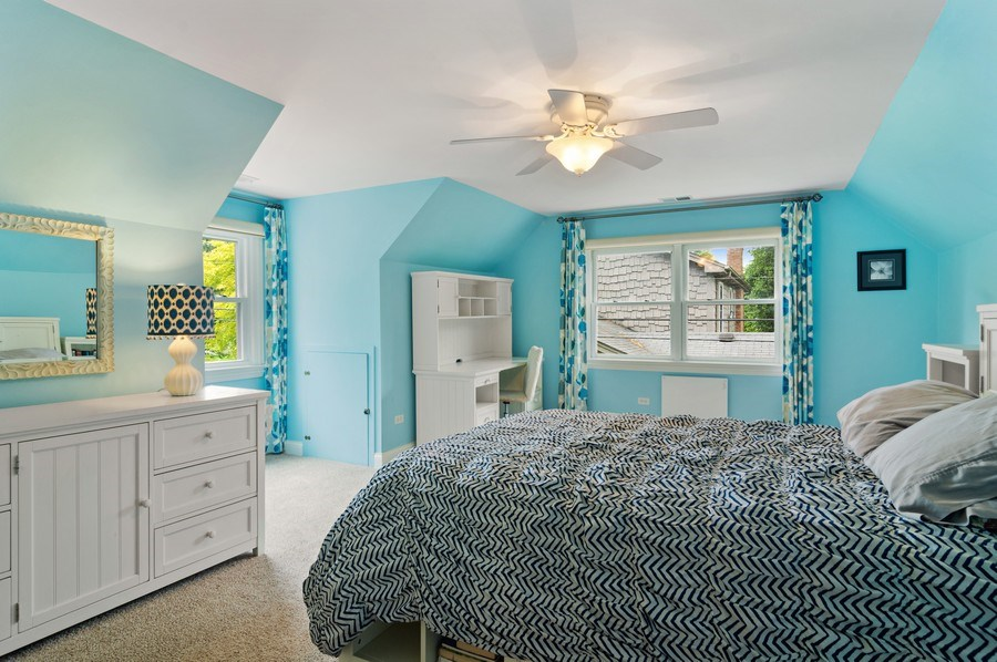 Real Estate Photography - 730 E Hawthorne, Arlington Heights, IL, 60004 - 3rd Bedroom