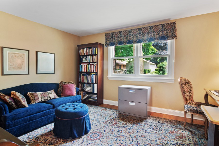 Real Estate Photography - 730 E Hawthorne, Arlington Heights, IL, 60004 - 4th Bedroom OR Office on Main Floor