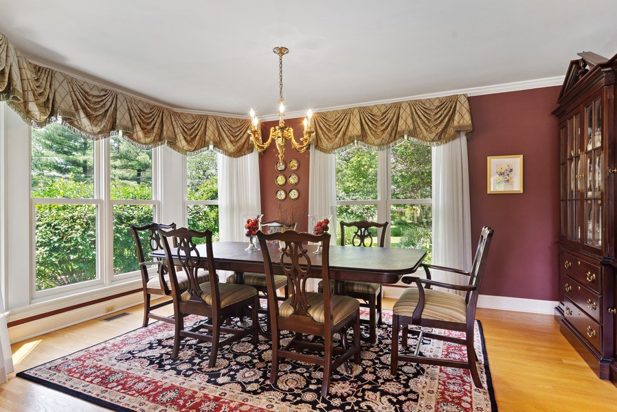 Real Estate Photography - 730 E Hawthorne, Arlington Heights, IL, 60004 - Dining Room