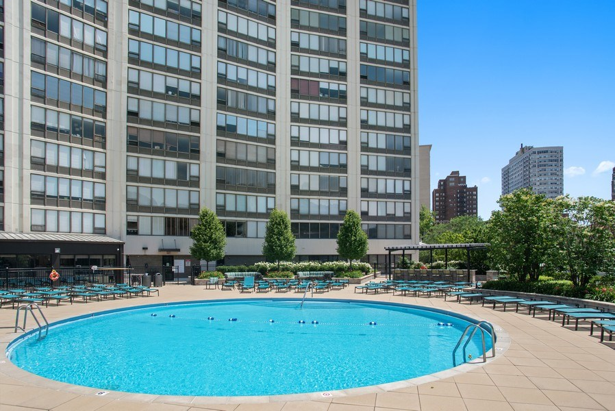Real Estate Photography - 3930 N. Pine Grove, 2213, Chicago, IL, 60614 - Location 1