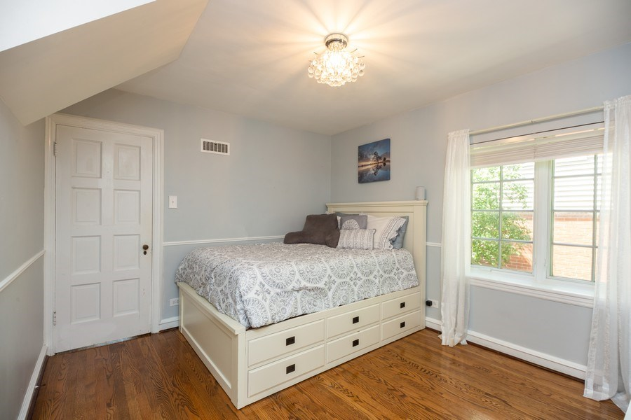 Real Estate Photography - 617 S Belmont Ave, Arlington Heights, IL, 60005 - 3rd Bedroom