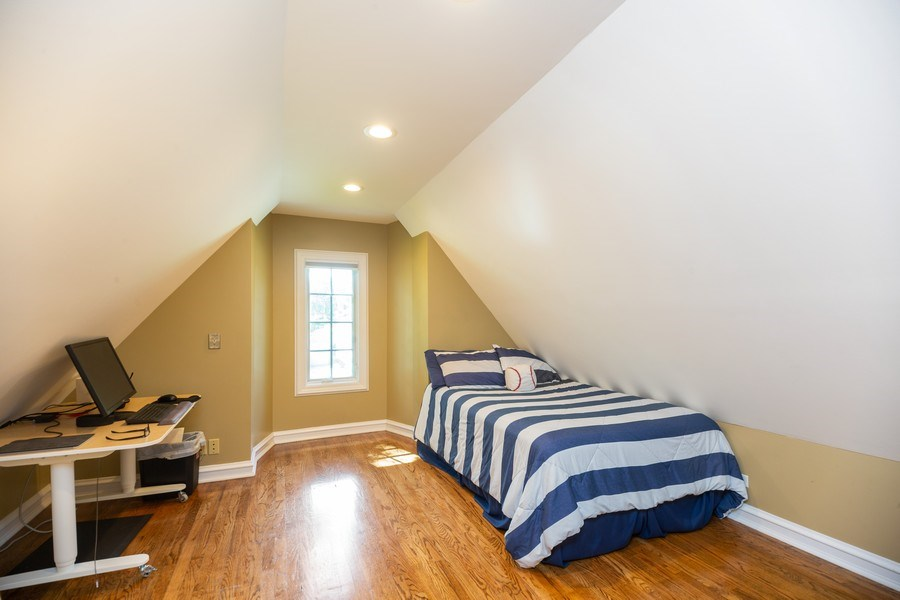 Real Estate Photography - 617 S Belmont Ave, Arlington Heights, IL, 60005 - Bedroom