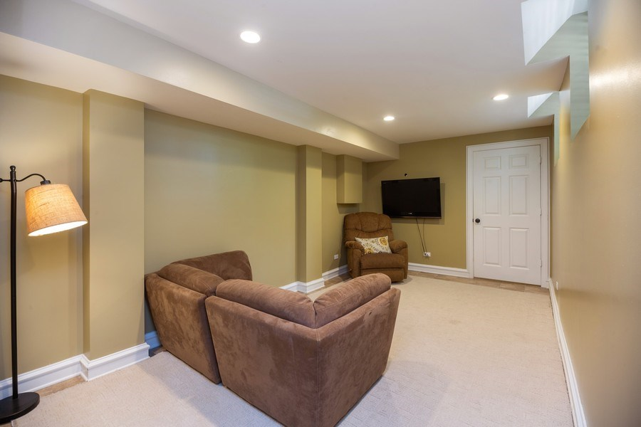 Real Estate Photography - 617 S Belmont Ave, Arlington Heights, IL, 60005 - Basement