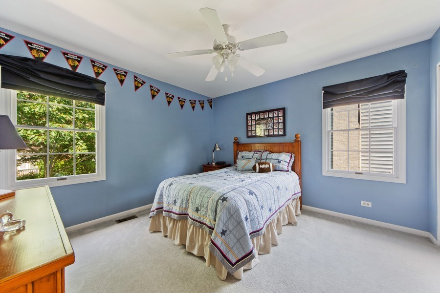 Real Estate Photography - 2162 N Charter Point, Arlington Heights, IL, 60004 - 4th Bedroom