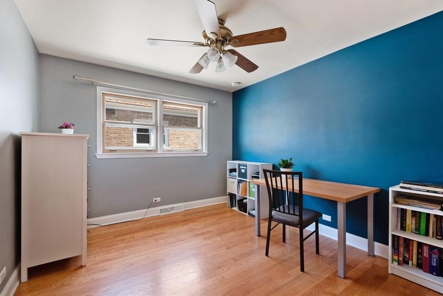 Real Estate Photography - 8018 Ottawa Avenue, Niles, IL, 60714 - 3rd Bedroom