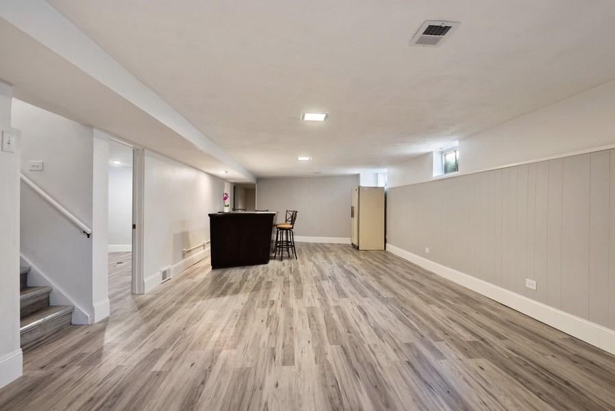 Real Estate Photography - 8018 Ottawa Avenue, Niles, IL, 60714 - Recreational Room