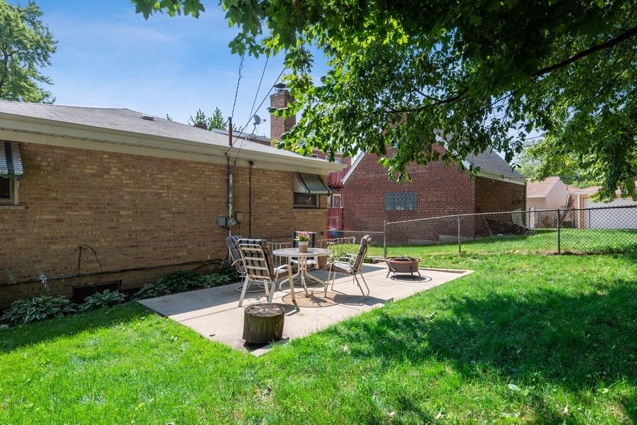 Real Estate Photography - 8018 Ottawa Avenue, Niles, IL, 60714 - Back Yard